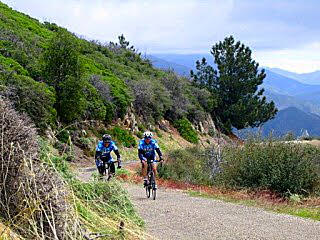 Figueroa Mountain Hill Climb