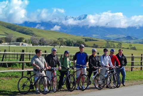 Happy Canyon Santa Ynez Tour