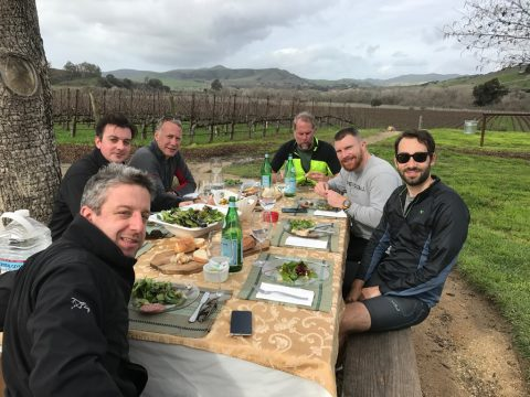 Lafond Winery farm to table lunch