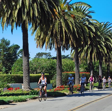 Santa Barbara Cycling Tour
