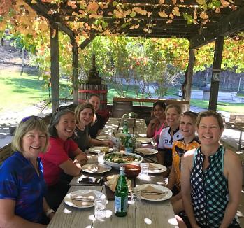 Rancho Sisquoc Lunch